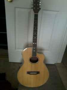 Vasquez Acoustic Guitar - $200 (Fresno)