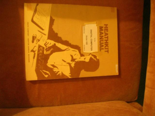 Free VCR Repair, Heathkit Computer Manual, Z80 Projects