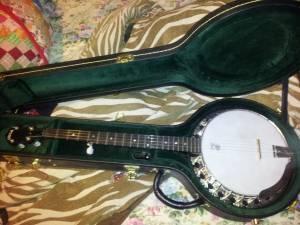 vega 5 string banjo - $1100 albertville, AL