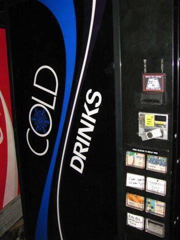 Vending machine repair, I have parts stock!!! in Irene, Mississippi
