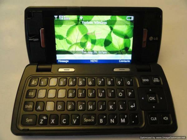 verizon lg vx11000 env touch wireless bluetooth gps camera cellular rh anaheim americanlisted com SCH-U540 Case Samsung U540 User Manual