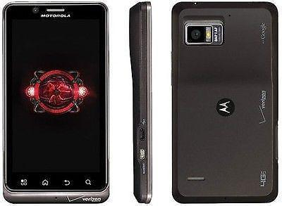 Verizon= motorola droid bionic mint cond $145