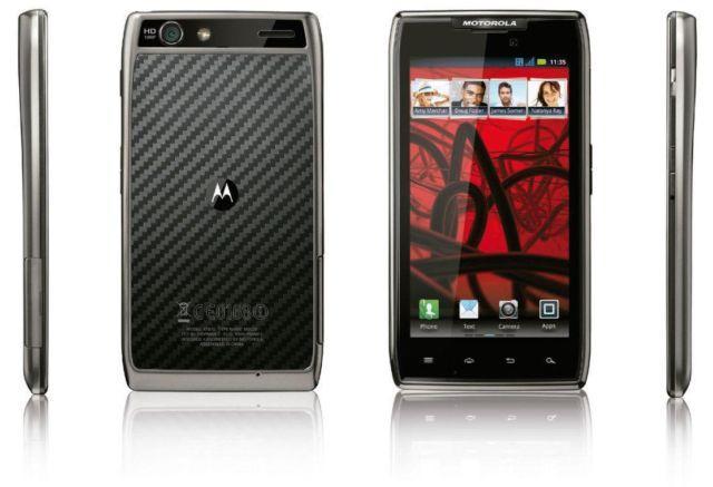 Verizon Motorola Droid Razr Maxx - 16GB - $230
