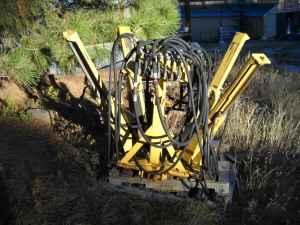 Vermeer tree spade - $2500 (Peyton co)