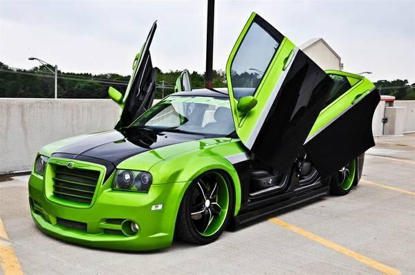 All American Dodge Odessa >> Vertical lambo lamborghini doors chevy silverado dodge ram ...