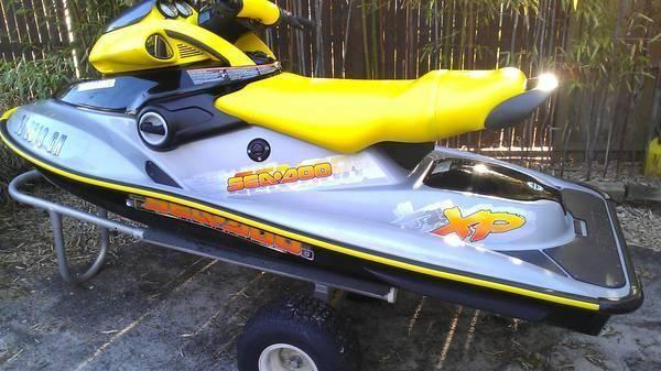 Very fast 2003 Seadoo XP Limited Edition with trailer (Toms River NJ)