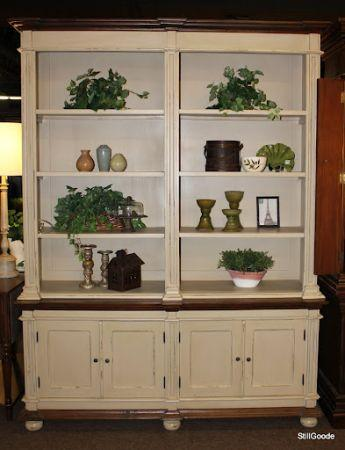 walmart vision com firplace bookcases cafb media bookcase stand console shop from sound barton tv ivory