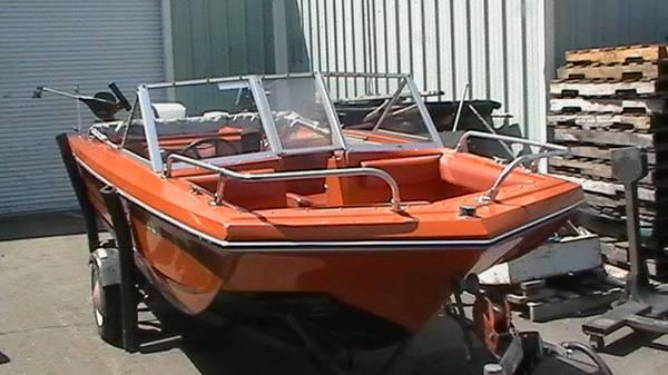 Very nice boat 1974 fishing boat in oakdale ca for Nice fishing boats