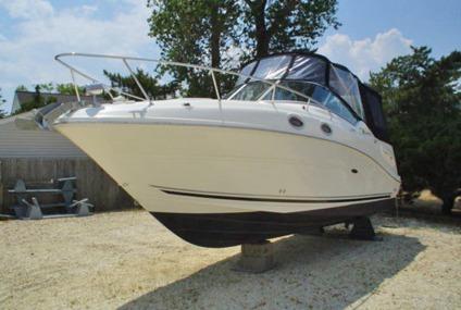 Very Nice Boat Full 2006 Sea Ray 260 Sundancer 350