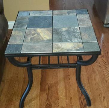 Very nice end table and side table