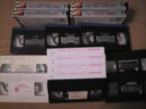 vhs tapes - $1 (macon georgia 957 amaiyulti trail)