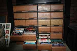 Where Can I Sell My Vhs Tapes >> Vhs Tapes Storage Boxes Amarillo For Sale In Amarillo Texas
