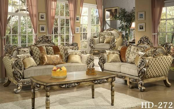 VICTORIAN LIVING ROOM SETS - for Sale in Cleveland, Ohio ...