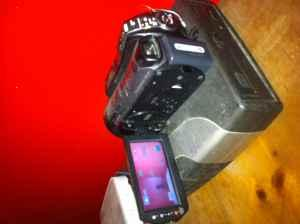video camera sony hdr-sr11 $450-OBO - $450 cleveland and surrounding areas