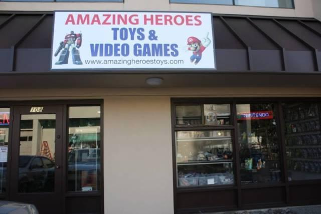 Video Game store open in Kirkland! Buy/Trade/Sell all