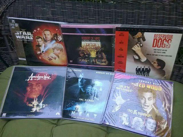 VIDEO LASERDISC COLLECTION