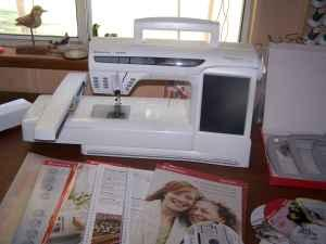 Viking Embroidery/Sewing Machine - $1995 (Clovis)