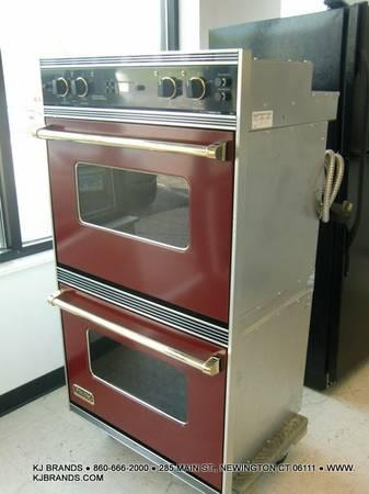 Viking Professional Dual Self Clean Convection Electric