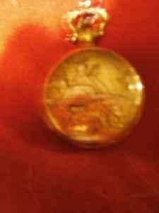 VINTAGE 17 JEWEL MARCEL POCKETWATCH - $100 (Thornton)