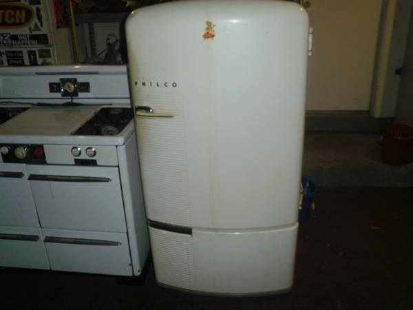 Vintage 1940 S Philco Refrigerator For Sale In Seven Hills