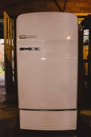 Vintage 1950 S Westinghouse Refrigerator For Sale In