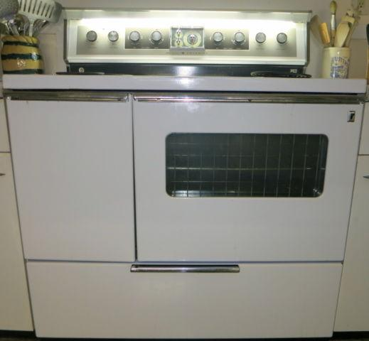 how to take apart electric stove top