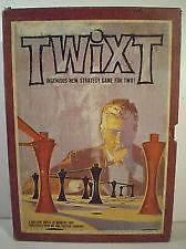 Vintage 1960's Twixt Board Game