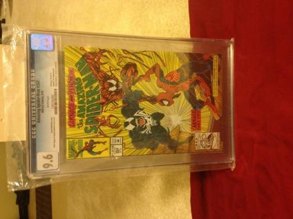 Vintage 1963 Amazing Spider-man, Issue 362, CGC 9.6