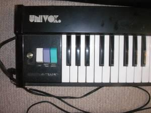 vintage 1972 univox 61 key compac piano west chester pa for sale in philadelphia. Black Bedroom Furniture Sets. Home Design Ideas
