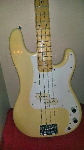 Vintage basses for sale