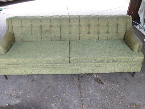 Wondrous Vintage 50S 60S Couch Sofa So Beloit For Sale In Machost Co Dining Chair Design Ideas Machostcouk