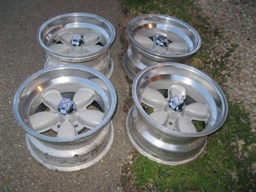 VINTAGE AMERICAN RACING 200S MAG WHEELS