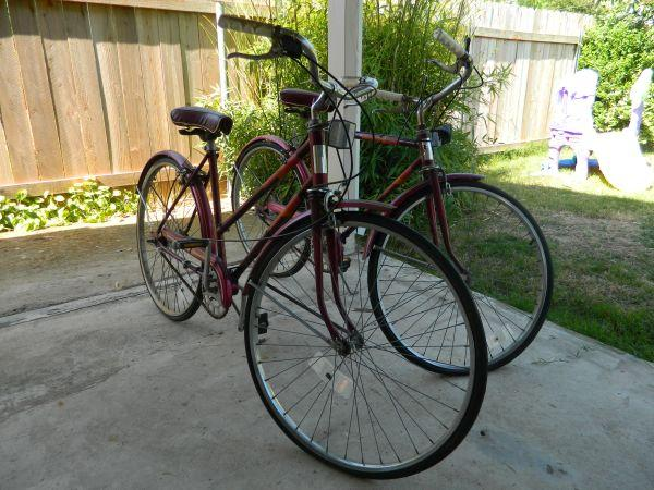 Bikes Citrus Heights Ca Vintage AMF Nimble Bikes