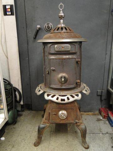 Vintage Antique Dort Oak No 115 Wood Coal Stove Quot The Auto