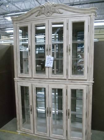 Thomasville China Cabinet Empire Style Classifieds   Buy U0026 Sell Thomasville China  Cabinet Empire Style Across The USA   AmericanListed