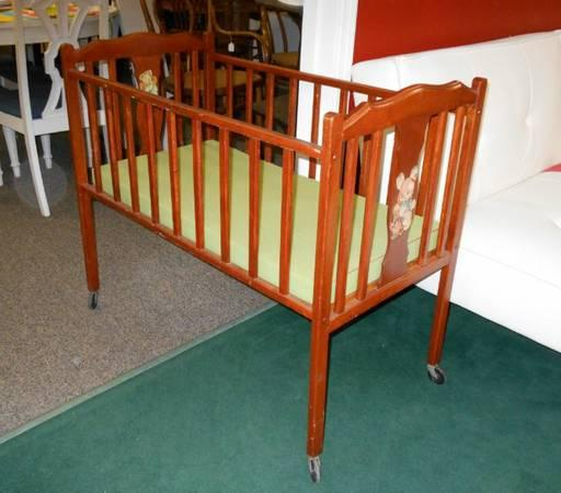 Vintage Baby Crib Classifieds Buy Sell Vintage Baby Crib Across