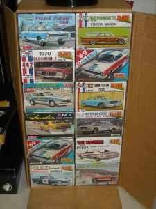 Johan model car kits for sale 7