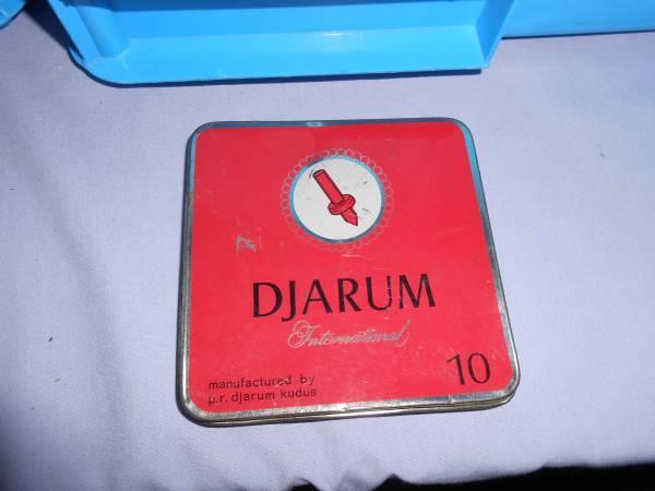 Vintage Cigarette Case - $6