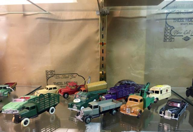 Vintage Collectible Toy Cars and Trucks