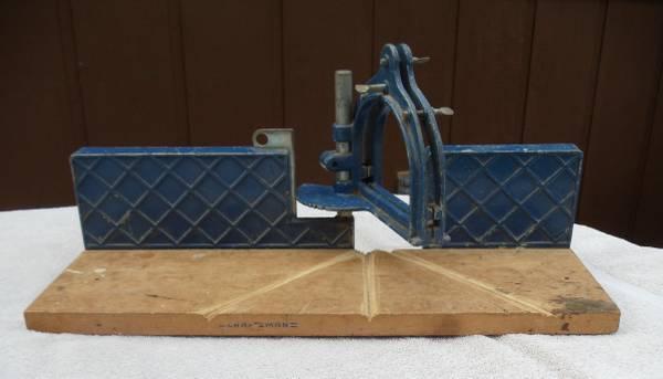 Vintage Craftsman Miter Box Lot of Two - $15