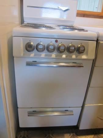 Vintage Dixie Electric Stove For Sale! - for Sale in Barnes ...