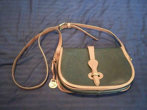 vintage Dooney and Bourke handbag,purse, satchel - $50