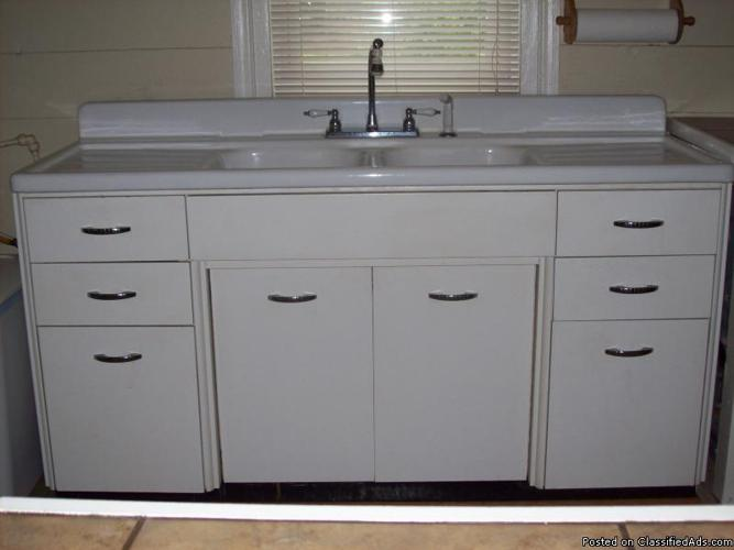 Vintage double BasinDouble wash board Sink