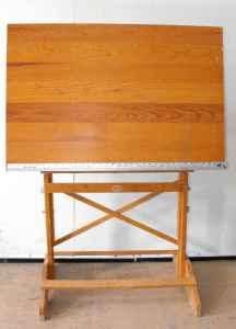 VINTAGE DRAFTING TABLE - $195 SEVERNA PARK