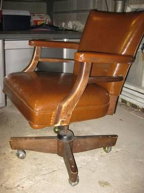 vintage executive office chair by gregson for sale in