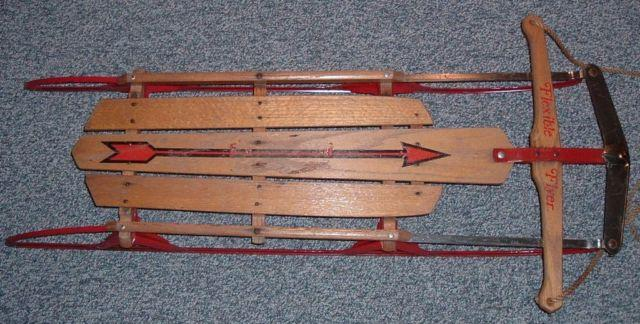 Flexible Flyer Sled For Sale In Michigan Classifieds Buy And Sell
