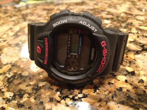 Vintage G-Shock Casio Diving Watch