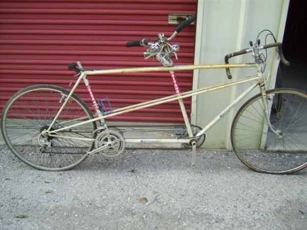 Vintage Gitane Tandem - (Houston) for Sale in Houston ...