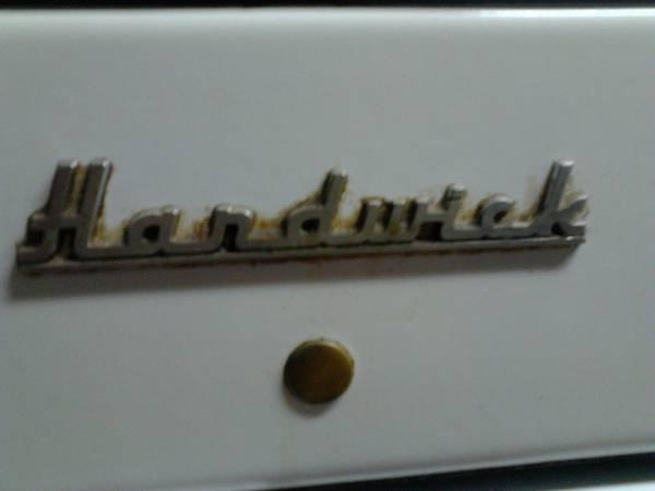 Vintage Hardwick gas stove - $450