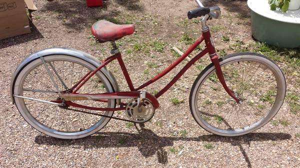 Vintage Hiawatha Gambles Bike For Sale In Fort Collins